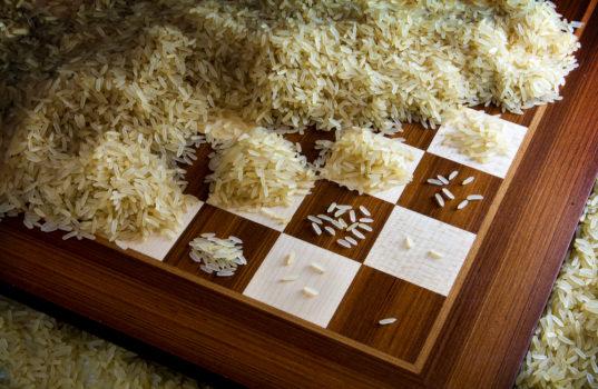 rijstschaak